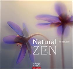 Natural Zen Kalender 2021 von Weingarten