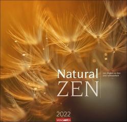 Natural Zen Kalender 2022 von Weingarten