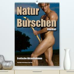 Naturburschen Hautnah (Premium, hochwertiger DIN A2 Wandkalender 2021, Kunstdruck in Hochglanz) von Wehrle & Uwe Frank,  Ralf