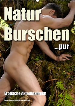 Naturburschen pur (Wandkalender 2020 DIN A2 hoch) von Wehrle und Uwe Frank,  Ralf