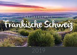 Naturerlebnis Fränkische Schweiz 2019, Wandkalender DIN A2 von Schneider,  Frank