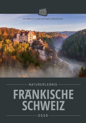 Naturerlebnis Fränkische Schweiz 2020, Wandkalender DIN A4 von Schneider,  Frank