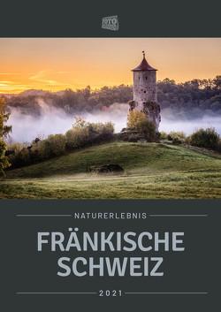 Naturerlebnis Fränkische Schweiz 2021, Wandkalender DIN A4 von Schneider,  Frank