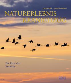 NATURERLEBNIS KRANICHZUG von Daubner,  Norbert, Hufler,  Gaby