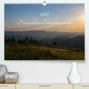 Naturerlebnis Nordschwarzwald (Premium, hochwertiger DIN A2 Wandkalender 2021, Kunstdruck in Hochglanz) von Wurster,  Anne