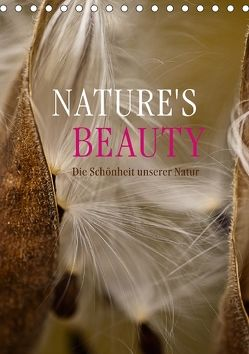 NATURE'S BEAUTY – Die Schönheit unserer Natur (Tischkalender 2018 DIN A5 hoch) von Wuchenauer pixelrohkost.de,  Markus