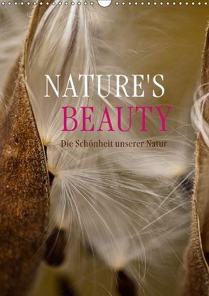 NATURE'S BEAUTY – Die Schönheit unserer Natur (Wandkalender 2018 DIN A3 hoch) von Wuchenauer pixelrohkost.de,  Markus