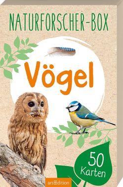 Naturforscher-Box – Vögel von Wagner,  Eva