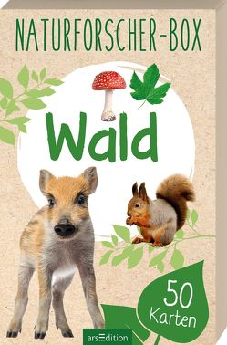 Naturforscher-Box – Wald von Wagner,  Eva