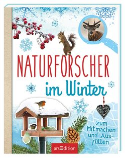 Naturforscher im Winter von Eich,  Eva