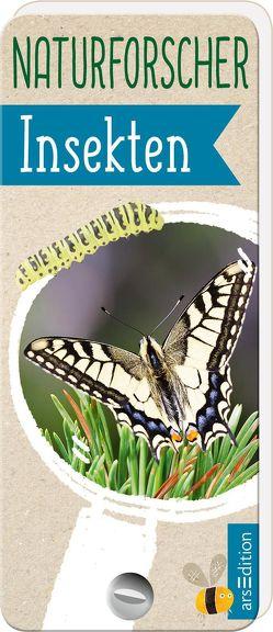 Naturforscher Insekten von van Saan,  Anita