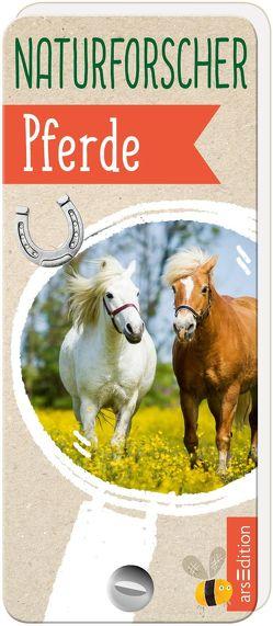 Naturforscher Pferde von Scholz,  Miriam