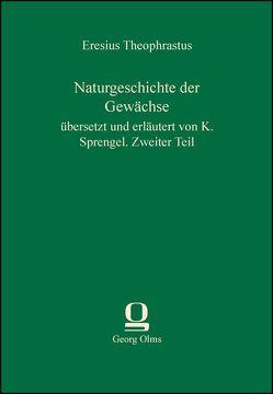 Naturgeschichte der Gewächse von Theophrastus,  Eresius