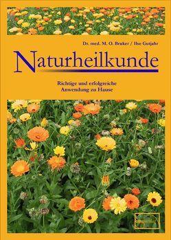 Naturheilkunde – Richtige und erfolgreiche Anwendung zu Hause von Bruker,  Max O, Gutjahr,  Ilse