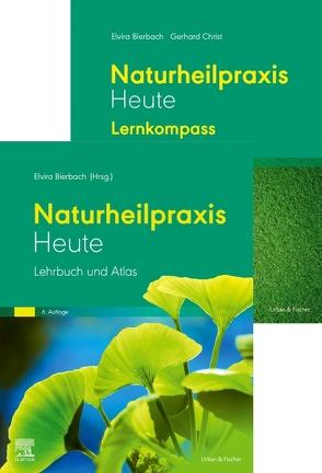 Naturheilpraxis Heute + Lernkompass Set von Bierbach,  Elvira, Christ,  Gerhard