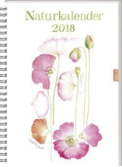 Naturkalender 2018 von Bastin,  Marjolein