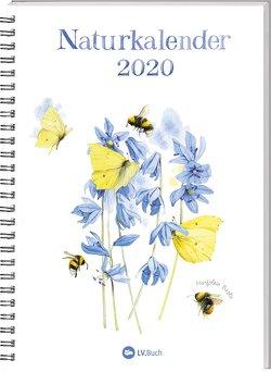 Naturkalender 2020 von Bastin,  Marjolein