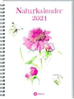 Naturkalender 2021 von Bastin,  Marjolein