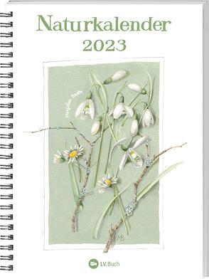 Naturkalender 2023 von Marjolein Bastin