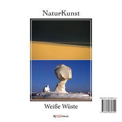 NaturKunst Weiße Wüste von Raftopoulo,  Wolf-Dieter
