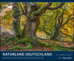 Naturland Deutschland 2022 – Bild-Kalender – Wand-Planer – 60×50 von Dörr,  Cornelia