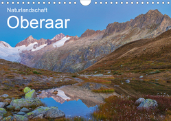 Naturlandschaft Oberaar (Wandkalender 2021 DIN A4 quer) von Schaefer,  Marcel