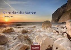 Naturlandschaften Europas 2021 S 35x24cm