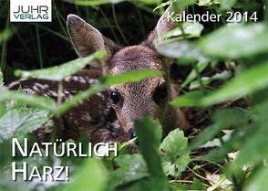 Natürlich Harz! Kalender 2014 von Steinberg,  Ralf