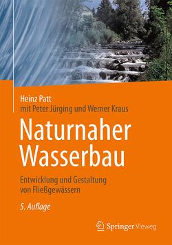 Naturnaher Wasserbau von Patt,  Heinz