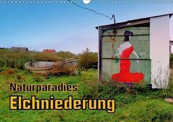Naturparadies Elchniederung (Wandkalender 2018 DIN A3 quer) von von Loewis of Menar,  Henning