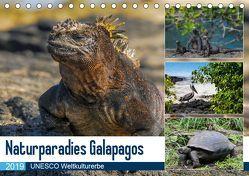 Naturparadies Galapagos – UNESCO Weltkulturerbe (Tischkalender 2019 DIN A5 quer) von Photo4emotion.com