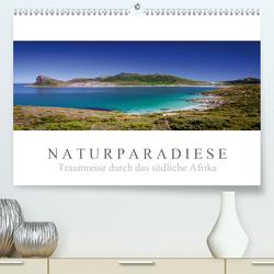 Naturparadiese – Traumreise durch das südliche Afrika (Premium, hochwertiger DIN A2 Wandkalender 2020, Kunstdruck in Hochglanz) von Pavlowsky,  Markus