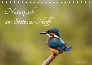 Naturpark am Stettiner Haff (Tischkalender 2018 DIN A5 quer) von Kalanke,  Jens