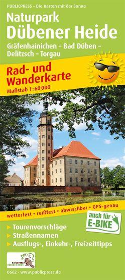 Naturpark Dübener Heide, Gräfenheinichen – Bad Düben – Delitzsch – Torgau