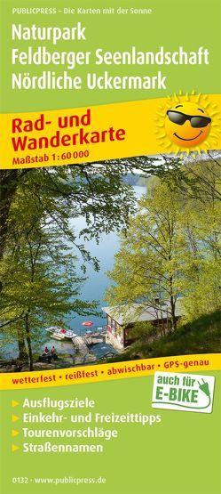 Naturpark Feldberger Seenlandschaft – Nördliche Uckermark