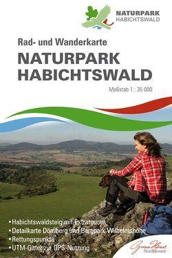 Naturpark Habichtswald von KKV Kartographische Kommunale Verlagsgesellschaft mbH
