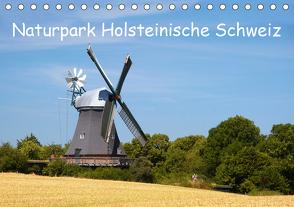 Naturpark Holsteinische Schweiz (Tischkalender 2021 DIN A5 quer) von Rix,  Veronika