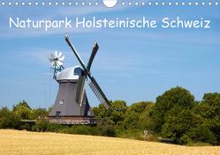 Naturpark Holsteinische Schweiz (Wandkalender 2021 DIN A4 quer) von Rix,  Veronika