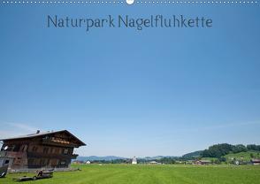 Naturpark Nagelfluhkette (Wandkalender 2020 DIN A2 quer) von Schneider www.ich-schreibe.com,  Michaela