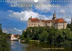 NATURPARK OBERE DONAU (Wandkalender 2018 DIN A4 quer) von Zillich,  Bernd
