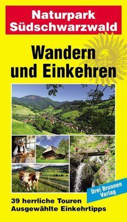 Naturpark Südschwarzwald von Müller,  Emmerich