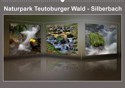 Naturpark Teutoburger Wald – Silberbach (Wandkalender 2020 DIN A2 quer) von Hobscheidt,  Ernst