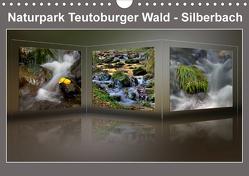 Naturpark Teutoburger Wald – Silberbach (Wandkalender 2020 DIN A4 quer) von Hobscheidt,  Ernst