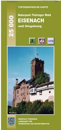 Naturpark Thüringer Wald: Eisenach und Umgebung