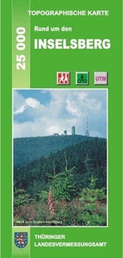 Naturpark Thüringer Wald: Inselsberg und Umgebung