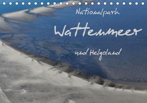 Naturpark Wattenmeer und Helgoland (Tischkalender 2020 DIN A5 quer) von N.,  N.