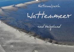 Naturpark Wattenmeer und Helgoland (Wandkalender 2019 DIN A2 quer) von N.,  N.