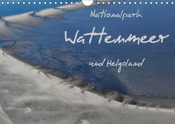 Naturpark Wattenmeer und Helgoland (Wandkalender 2019 DIN A4 quer) von N.,  N.