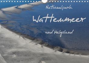 Naturpark Wattenmeer und Helgoland (Wandkalender 2020 DIN A4 quer) von N.,  N.