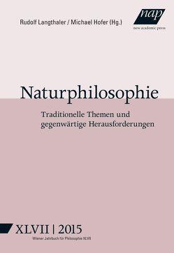 Naturphilosophie von Hofer,  Michael, Langthaler,  Rudolf